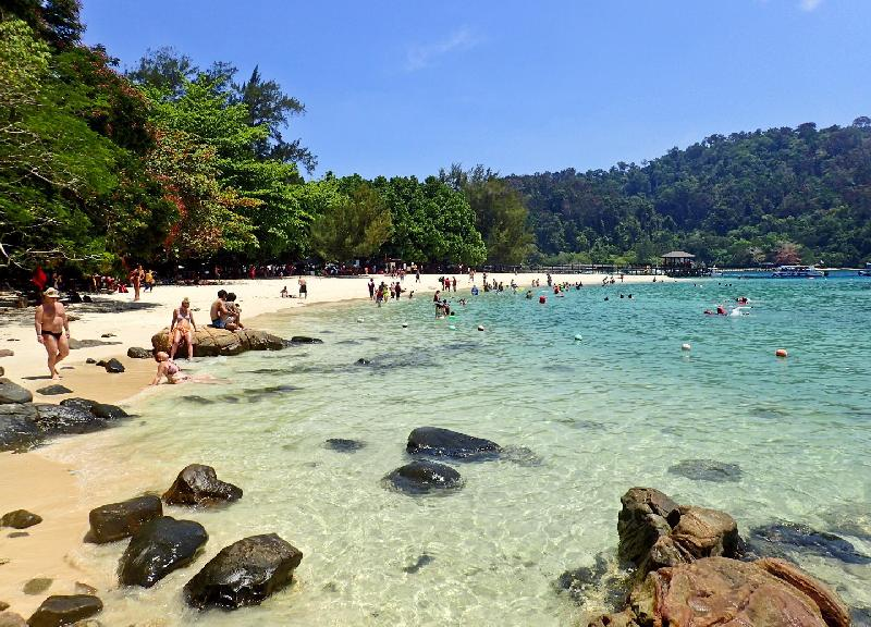 5DAYS 4NIGHTS KOTA KINABALU & ISLAND TOUR